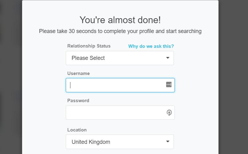 Registro súper fácil y planes de afiliación sencillos
